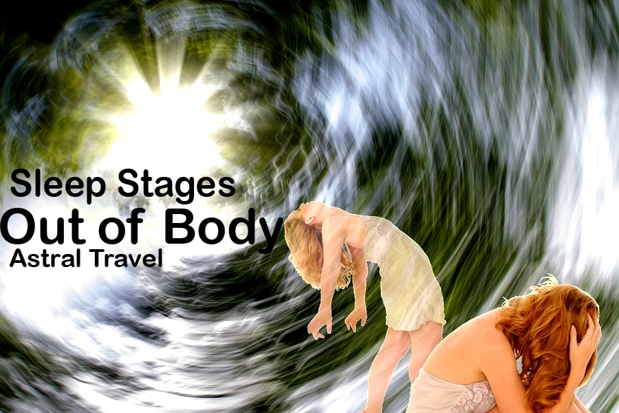 astral projection image