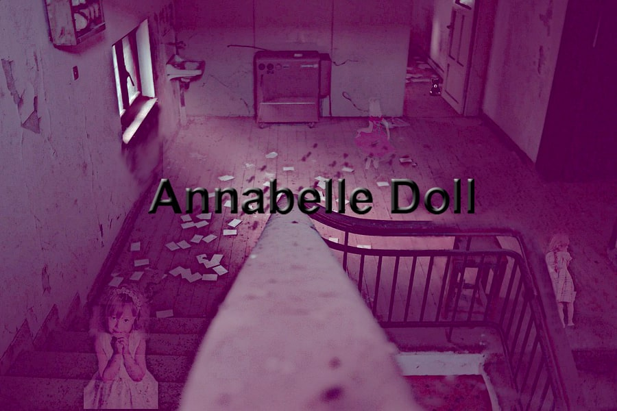 Annabelle doll image