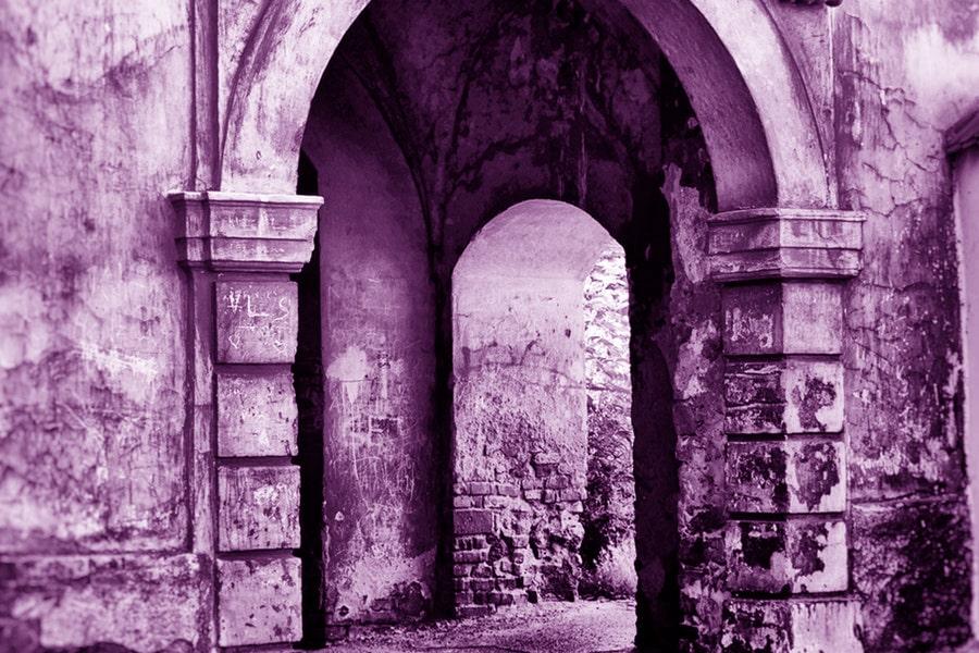 building of abundant ancient building