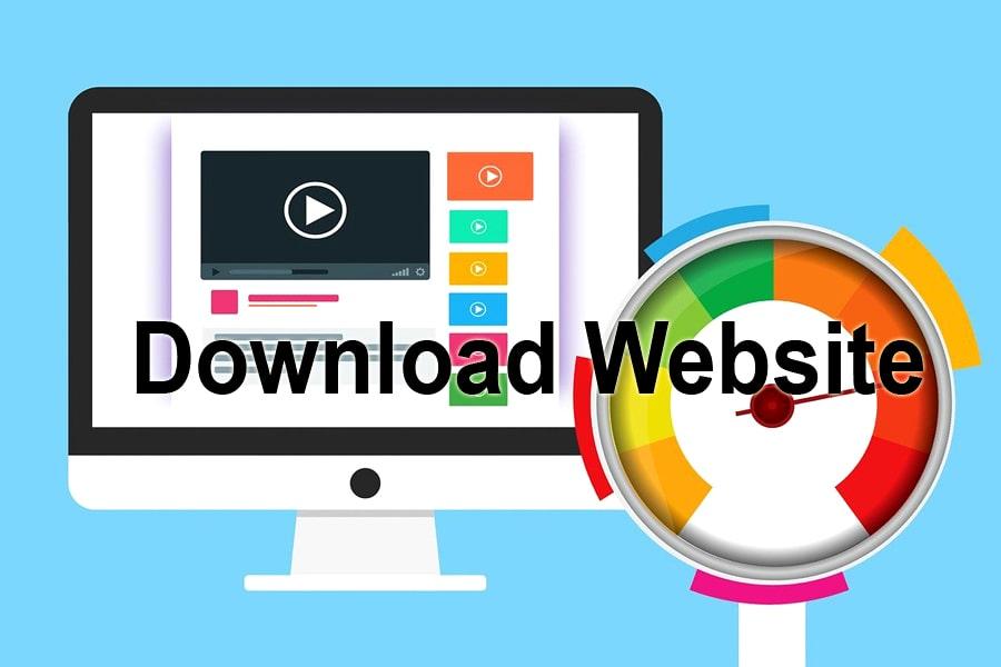 download website