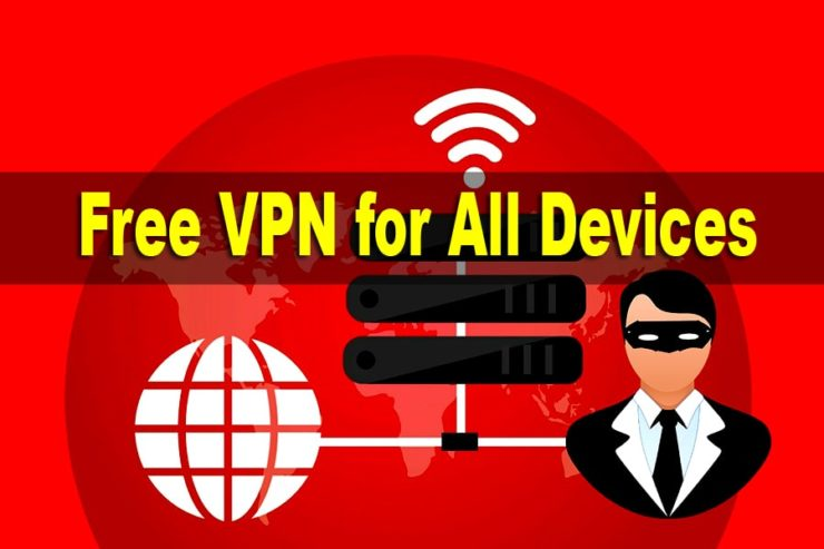Free VPN for all devices image