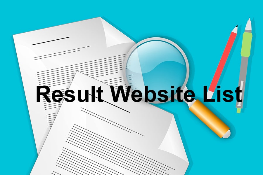 result website list