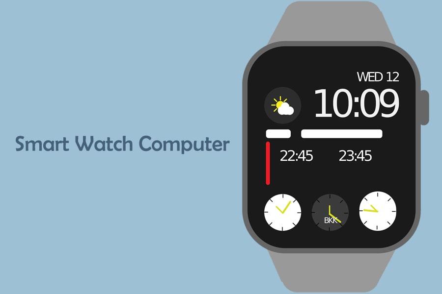 Watch which is smart watch is also a computer