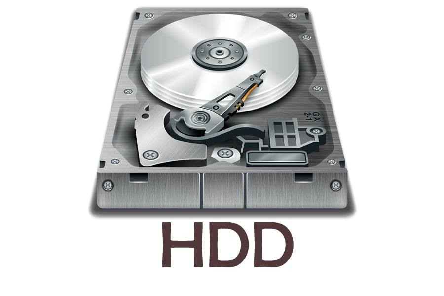 HDD is essential part