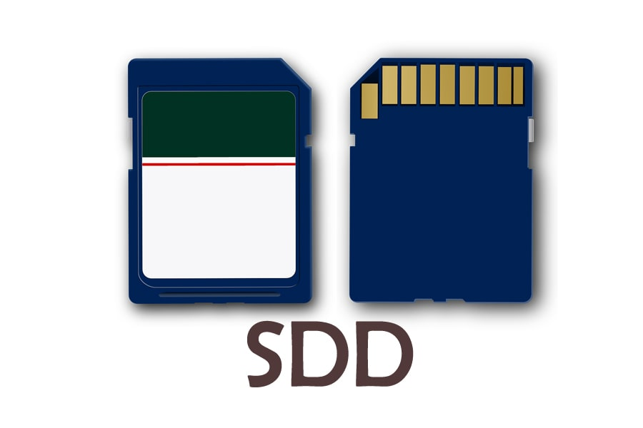 SDD is advanced part of CPU