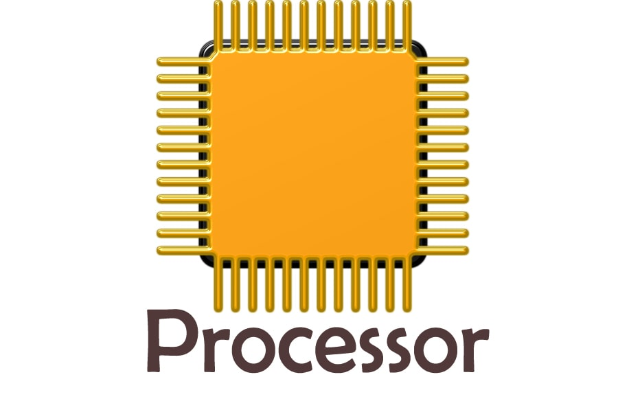 Processor is a CPU part