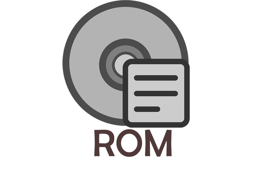 ROM is a CPU part