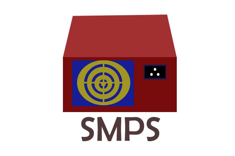 SMPS is a important part of Computer CPU
